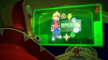 Hero Type - Elemental