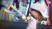 BoBoiBoy Light debut