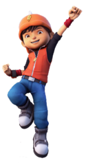 BoBoiBoy in BoBoiBoy Galaxy