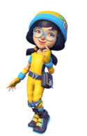 Ying in BoBoiBoy Galaxy
