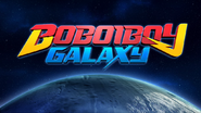 Tajuk BoBoiBoy Galaxy