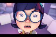 Ying angry