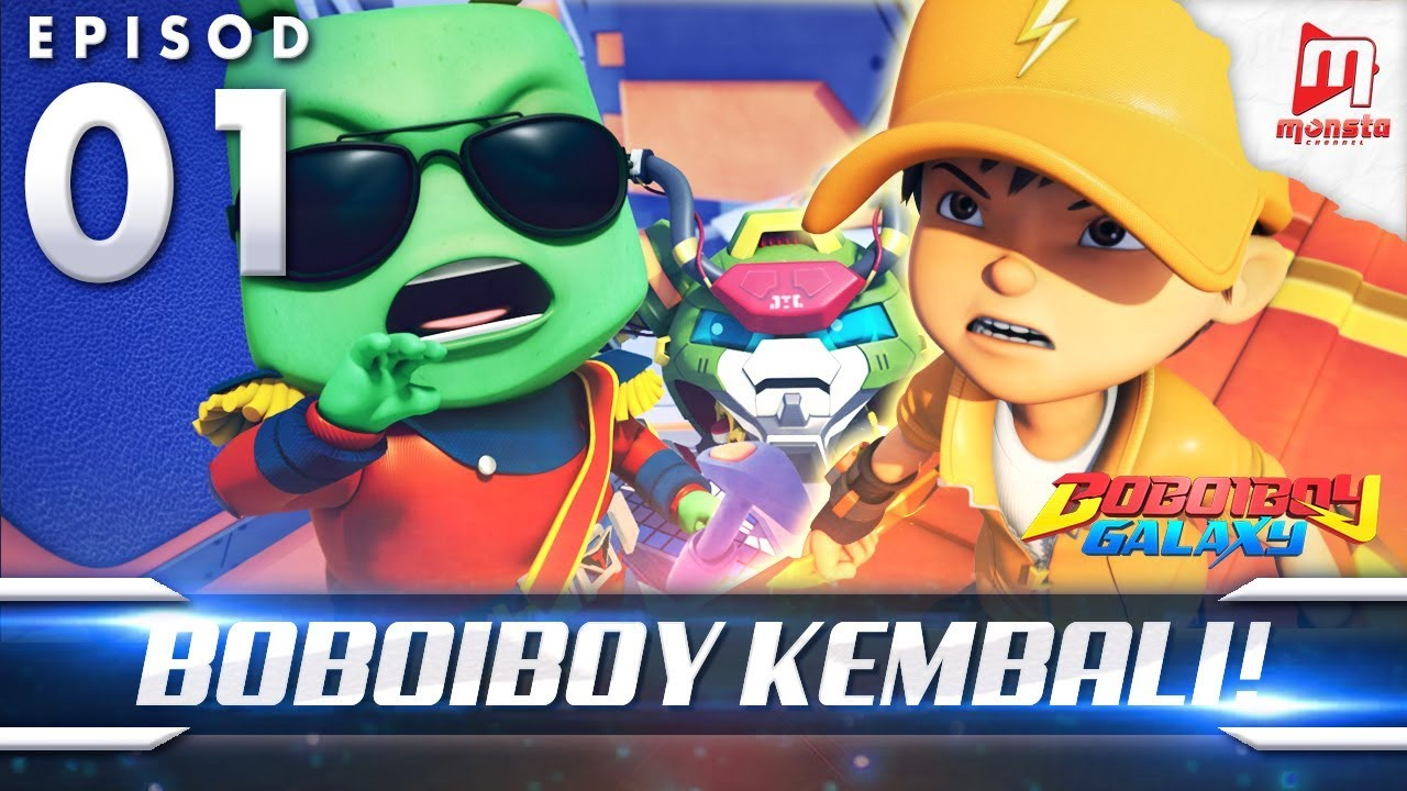 700 Gambar Boboiboy Galaxy Episode Terakhir Hd Infobaru