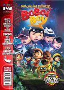 BoBoiBoy The Movie Magazine