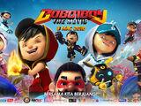 BoBoiBoy Movies