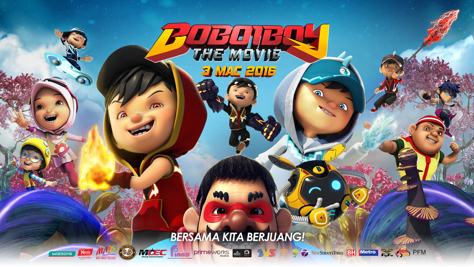 Boboiboy Movies Boboiboy Wiki Fandom Powered By Wikia
