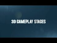 30 gameplay stages