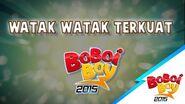 BoBoiBoy Watak-Watak Terkuat
