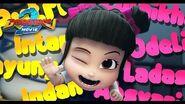 KLIP EKSKLUSIF BoBoiBoy Movie 2 Nama Penuh Pipi Zola Pipi Zola's Full Name - Kini Di Pawagam