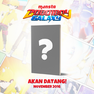 BoBoiBoy Galaxy Comic Book Coming Soon