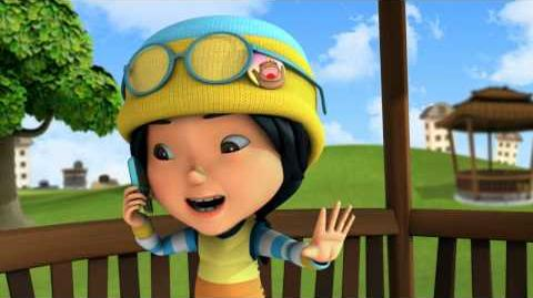 BoBoiBoy Season 1 Episode 2 Part 2