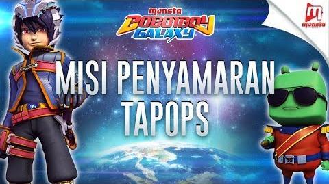 "BoBoiBoy Galaxy OST - 6 ""Misi Penyamaran Tapops"""