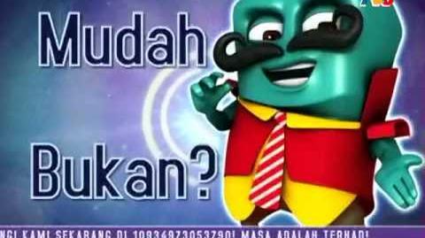 BoBoiBoy Electric Spatula Commercial (Bahasa Malaysia)
