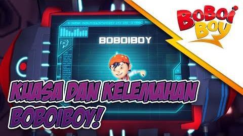 Deskripsi kuasa BoBoiBoy dan rakan-rakan! (HD)