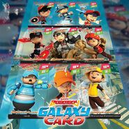 Boboiboy Galaxy Card Boboiboy Wiki Fandom Powered By Wikia