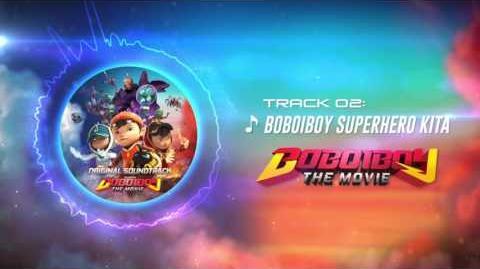BoBoiBoy Superhero Kita