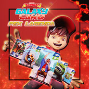 85+ Gambar Boboiboy Galaxy Api Terbaik