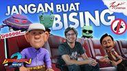 BoBoiBoy Movie 2™️ TGV PSA (JANGAN BUAT BISING)
