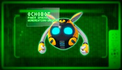 Ochobot dalam BoBoiBoy Galaxy