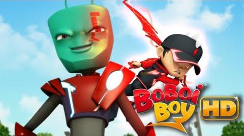 BoBoiBoy VS Ejo Jo (HD)