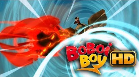 BoBoiBoy Season 2 Episod 13 Finale BoBoiBoy Combo!