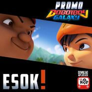 BoBoiBoy and Gopal