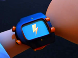 Force of Power Band Lightning