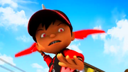 Storm BoBoiBoy with Lightning Sword