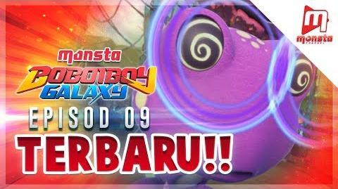 BoBoiBoy Galaxy EP09 Pukauan Katakululu
