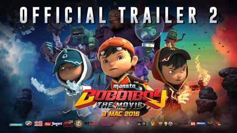 BoBoiBoy The Movie Official Trailer 2