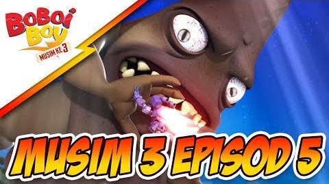 BoBoiBoy Musim 3 Episod 5- Amukan Koko Jumbo