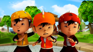 Team BoBoiBoy original