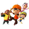 BoBoiBoy and Friends 2013