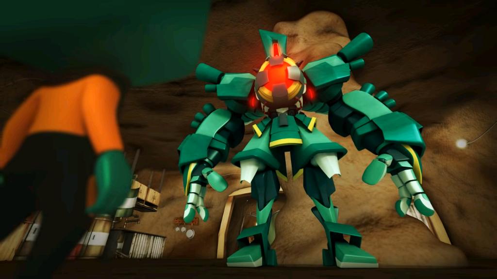 Robot Pemusnah Mukalakus Boboiboy Wiki Fandom