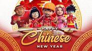 TAHUN TIKUS GERGASI! - Selamat Tahun Baru Cina 2020! ikhlas dari Monsta! 新年好!