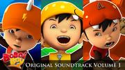 BoBoiBoy OST Volume 1