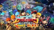 BoBoiBoy Bounce and Blast Movie Edition