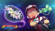 BoBoiBoy Leaf and Fang (Episode 6)