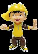 BoBoiBoy Action Figures Wind