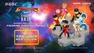 Figurine BoBoiBoy Movie 2 GSC CINEMAS Unpack