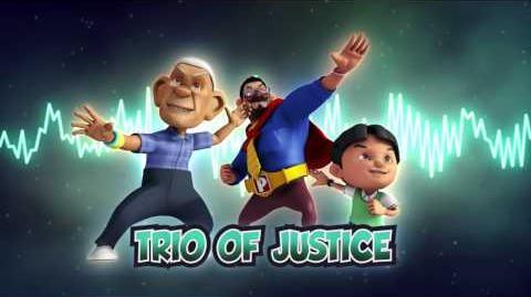Trio Of Justice Theme