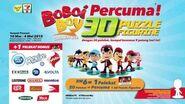 Boboiboy 7 Eleven Puzzle Figurine Promo