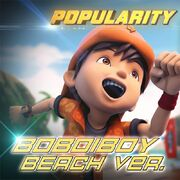 Popularity Contest - BoBoiBoy Beach ver.