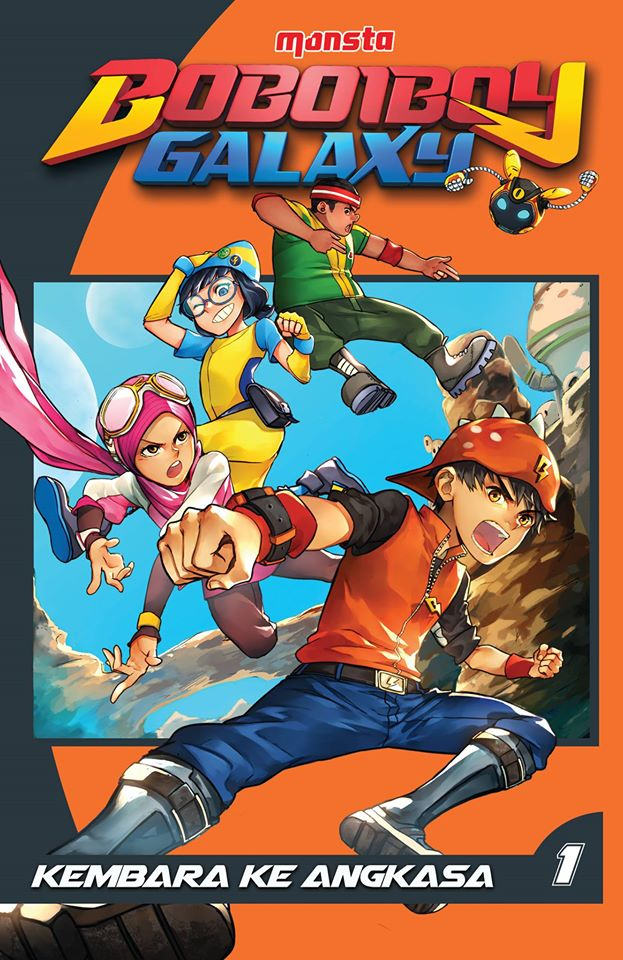 Boboiboy Galaxy Boboiboy Wiki Fandom Powered By Wikia
