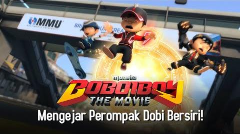Klip BoBoiBoy The Movie Mengejar Perompak Dobi Bersiri!