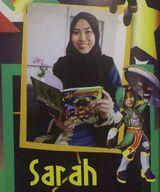 Sharifah Sarah Syed Idros