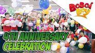 BoBoiBoy 4th Anniversary Celebration