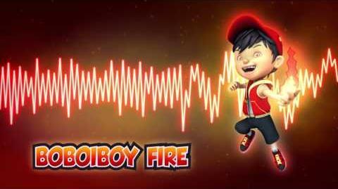 Tema BoBoiBoy Api