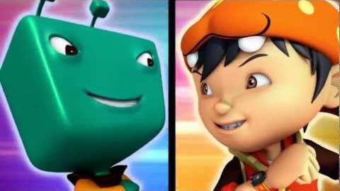 BoBoiBoy Children's Day Promo