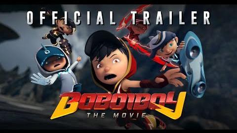 BoBoiBoy The Movie Trailer 1 - 3 Mac (Malaysia) & 13 April (Indonesia)
